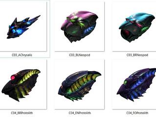 Hive Taxonomy I: Neopods & Protoliths