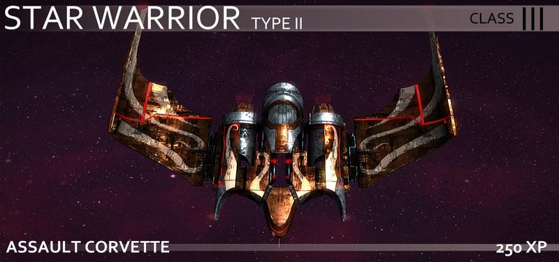 Genari Star Warrior II