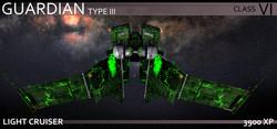 Genari Guardian III