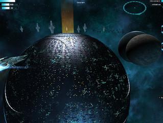 New Server: Rigel I, Dyson Sphere