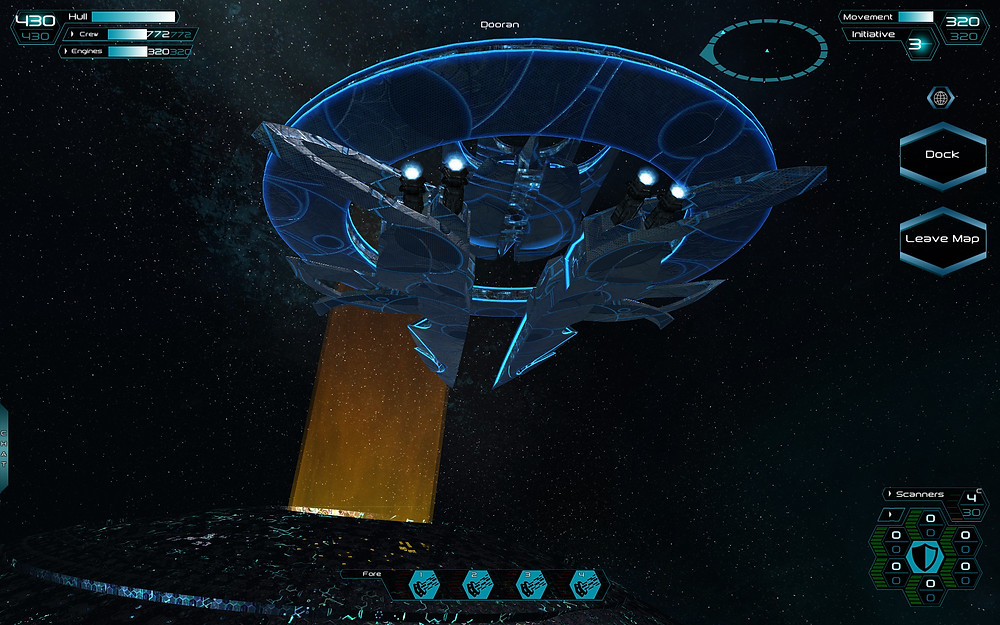 Approaching the Ma'Alaketh Dyson Sphere
