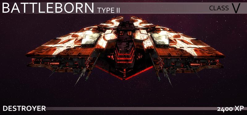 Genari Battleborn II
