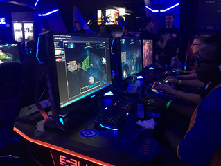 Some Competition at E-Blue Gaming