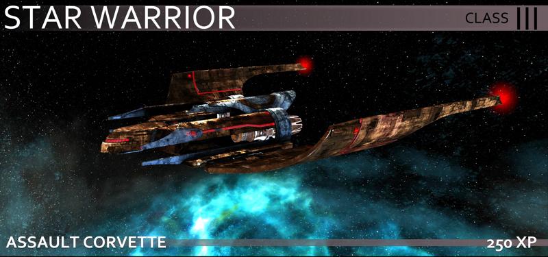 Genari Star Warrior