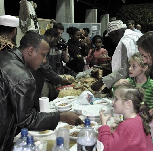 Ethiopian Sigd Festival