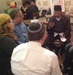 Talking between faiths