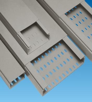 Bandejas portacables PVC