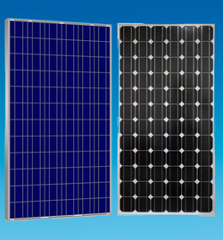 Energía Solar - Paneles