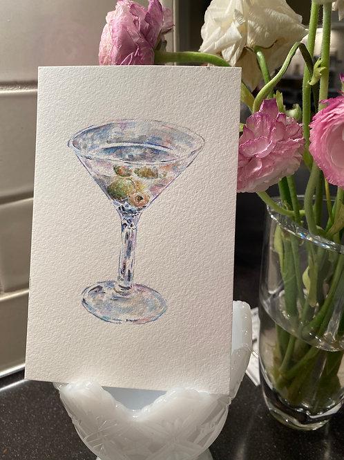 Martini - Original Painting
