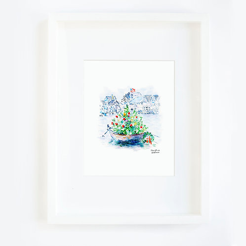 Christmas Tree - Nantucket