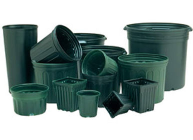 Blow Molded Containers from Nursery Supplies Inc.
