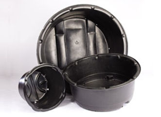 Large Vacuum Formed Containers from NSI
