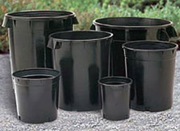 Injection Molded Containers from Nursery Supplies Inc.