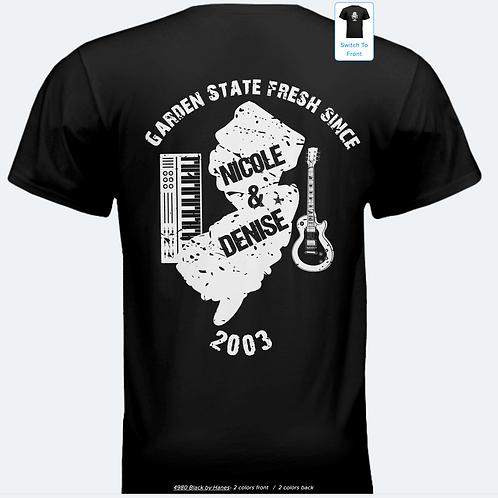 N&D Jersey Fresh T Shirt