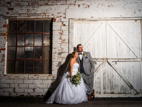 Jaye & Taylor's Wedding at Town Square