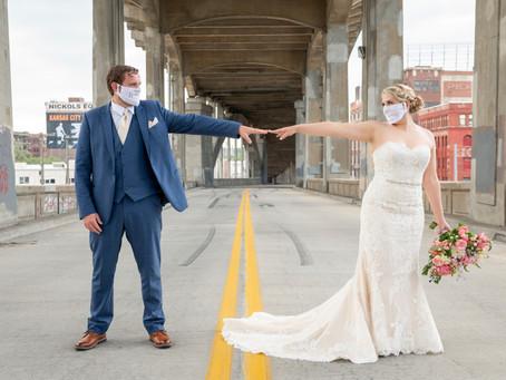 Aaron & Lindsay's wedding at Feasts of Fancy