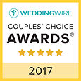 2017 Wedding Wire Bride's Choice Award for Beau Vaughn Wedding Photography, Wedding Videograhy, Photobooth, DJ & Coordiation
