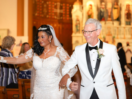 Jeff & Angelia's Wedding at Loose Mansion