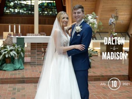 Dalton & Madison's Wedding at The Venue at Willow Creek