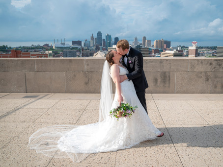 Tom & Denise's Wedding at Boulevard Brewing Company