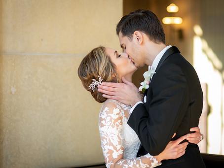 Tyler & Katie's Wedding at The Hilton President