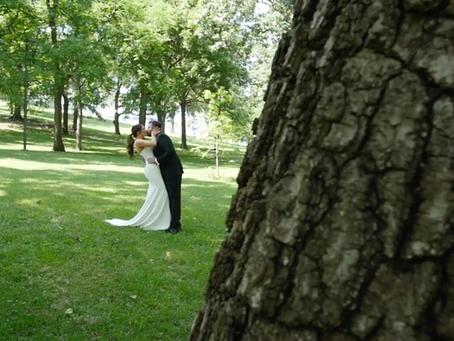 Jordan & Brea's Wedding at The Oread