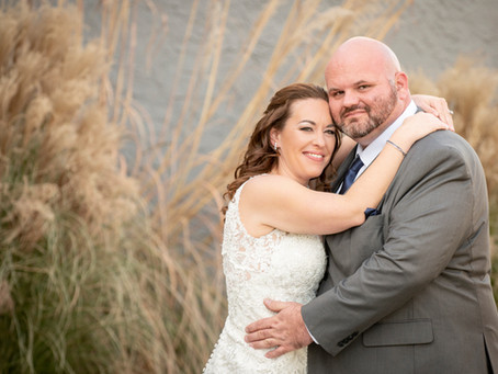 Zach & Heather's Wedding at Martin Event Space