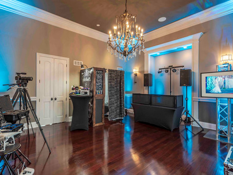 Beau Vaughn's NEW Photography, Videography, Photobooth, DJ & Wedding Coordination Showroom