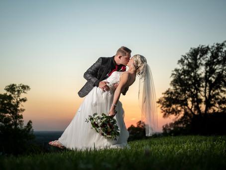 Jordan & Erika's Wedding at Berry Acres