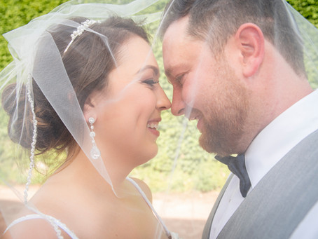 Danny & Allison's Wedding at Grand Street Cafe