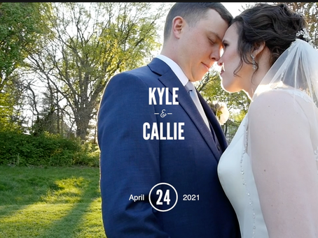 Kyle & Callie's Wedding