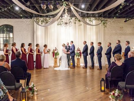 Michael & Courtney's Wedding