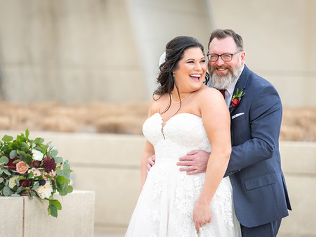 Matt & Emily's Wedding at Magnolia Venue & Urban Garden