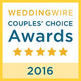 2016 Wedding Wire Bride's Choice Award for Beau Vaughn Wedding Photography, Wedding Videograhy, Photobooth, DJ & Coordiation