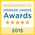 2015 Wedding Wire Bride's Choice Award for Beau Vaughn Wedding Photography, Wedding Videograhy, Photobooth, DJ & Coordiation