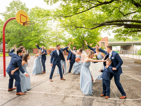Katie & Cameron's Wedding at the Vox Theater