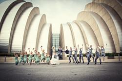 Beau Vaughn Wedding Photo