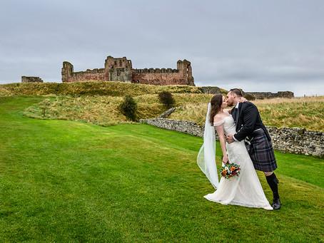 Aaron & Michelle's Wedding in SCOTLAND!