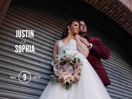 Justin & Sophia's Wedding at The Abbott