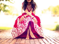 Beau Vaughn Indian wedding