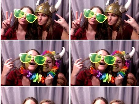 Brette & Reese's Wedding Photobooth