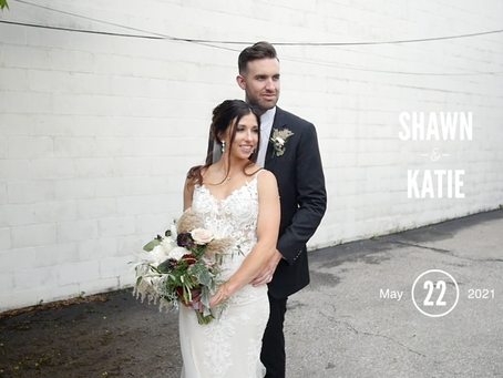 Shawn & Katie's Wedding at The Loretto