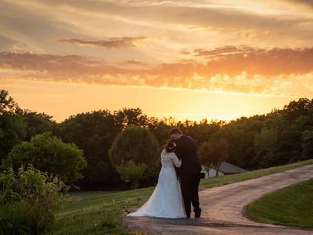 Levi & Moriah's Wedding at Tobacco Barn Farm