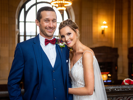 Cole & Emily's Wedding at Union Station