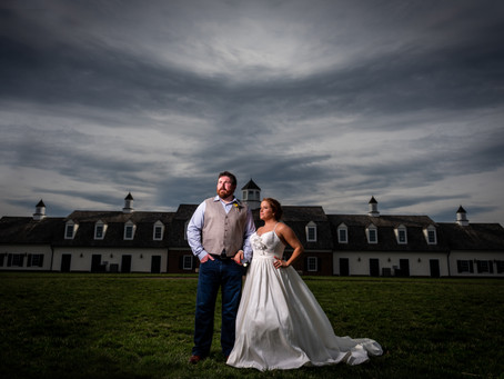 Stephen & Molly's magical day at Mildale Farm