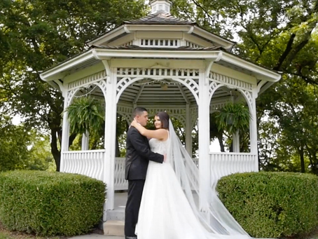 David & Alexis's Wedding at Hawthorne House