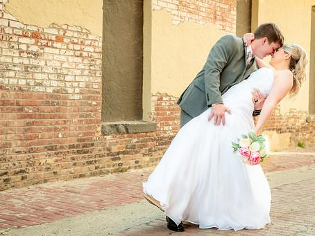 Nick & Sarah's Wedding at Town Square