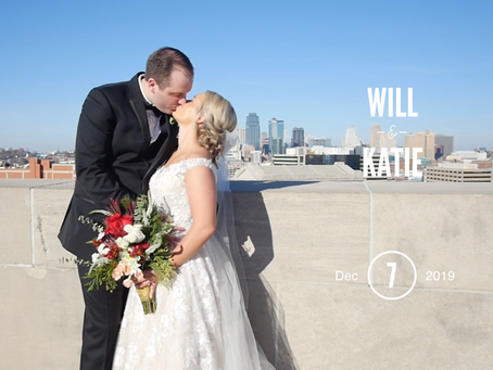 Will & Katie's Wedding at 28 Event Space