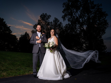 Zach & Sarah's Wedding at Hawthorne House