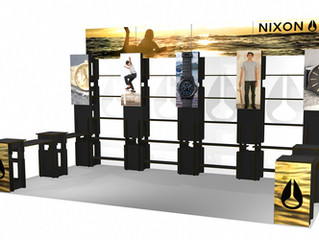 Flatworks Displays is transforming the tradeshow experience with customizable booths that set up in